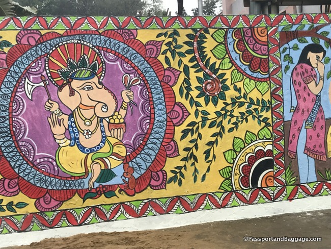Madhubani Paintings of Patna